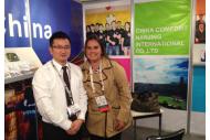 参加2013年巴塞罗那欧洲会议与奖励旅游展(EIBTM)